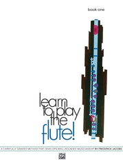 Learn to Play the Flute! Book 1