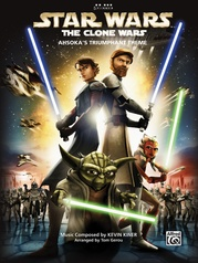 Ahsoka's Triumphant Theme (from Star Wars®: The Clone Wars)