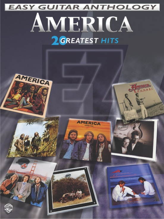 America: Easy Guitar Anthology