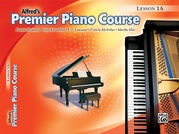 Premier Piano Course, Lesson 1A