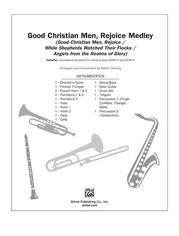 Good Christian Men, Rejoice Medley