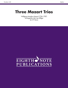 Three Mozart Trios