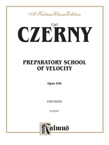 Preparatory School of Velocity, Opus 636