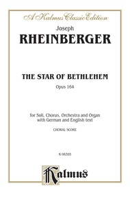 The Star of Bethlehem, Opus 164