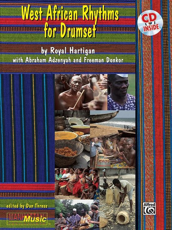 West-African Rhythms for Drumset