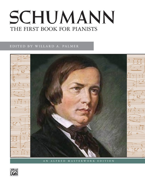 Schumann: First Book for Pianists