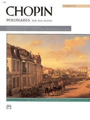 Chopin, Polonaises (Complete)