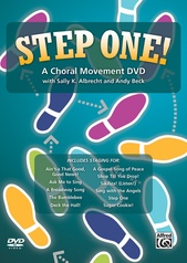 Step One! A Choral Movement DVD