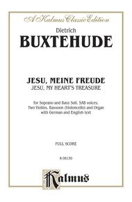 Jesu, My Heart's Treasure (Jesu, meine Freude)