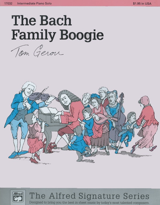 The Bach Family Boogie