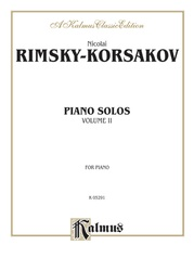 Piano Solos, Volume II