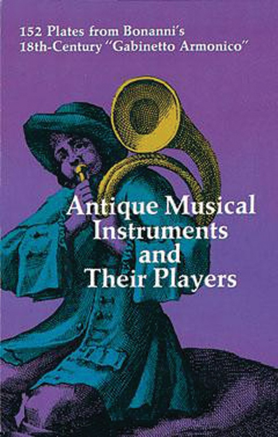 Antique Musical Instruments and Their Players