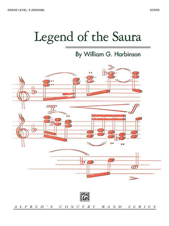 Legend of the Saura