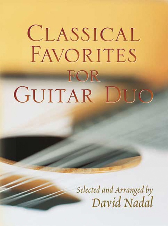 Classical Favorites for Guitar Duo