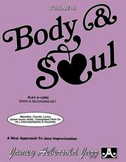 Jamey Aebersold Jazz, Volume 41: Body & Soul