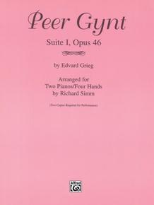 Peer Gynt (Suite I, Opus 46)