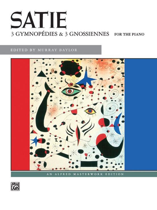 Satie, 3 Gymnopédies & 3 Gnossiennes