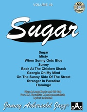 Jamey Aebersold Jazz, Volume 49: Sugar