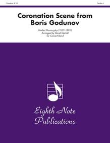 Coronation Scene (from <i>Boris Godunov</i>)