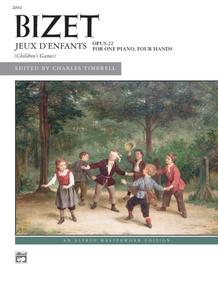 Bizet: Jeux d'enfants, Opus 22