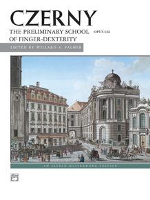 Czerny, Preliminary School of Dexterity, Opus 636
