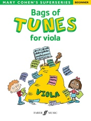 Bags of Tunes for Viola