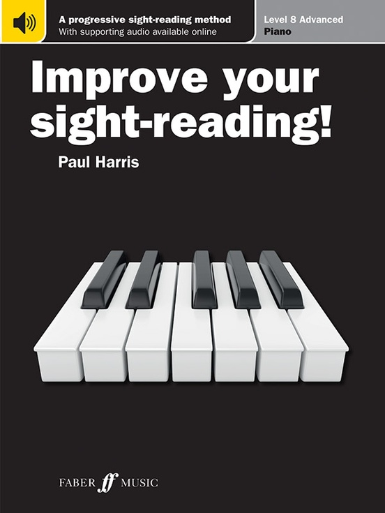 Improve Your Sight-Reading! Piano, Level 8 (New Edition)