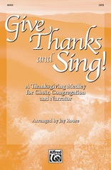 Give Thanks and Sing!