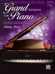Grand Favorites for Piano, Book 5