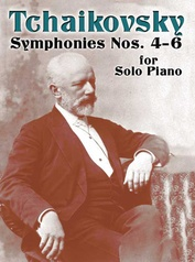 Symphonies Nos. 4-6 for Solo Piano