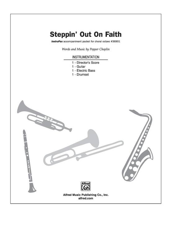 Steppin' Out on Faith