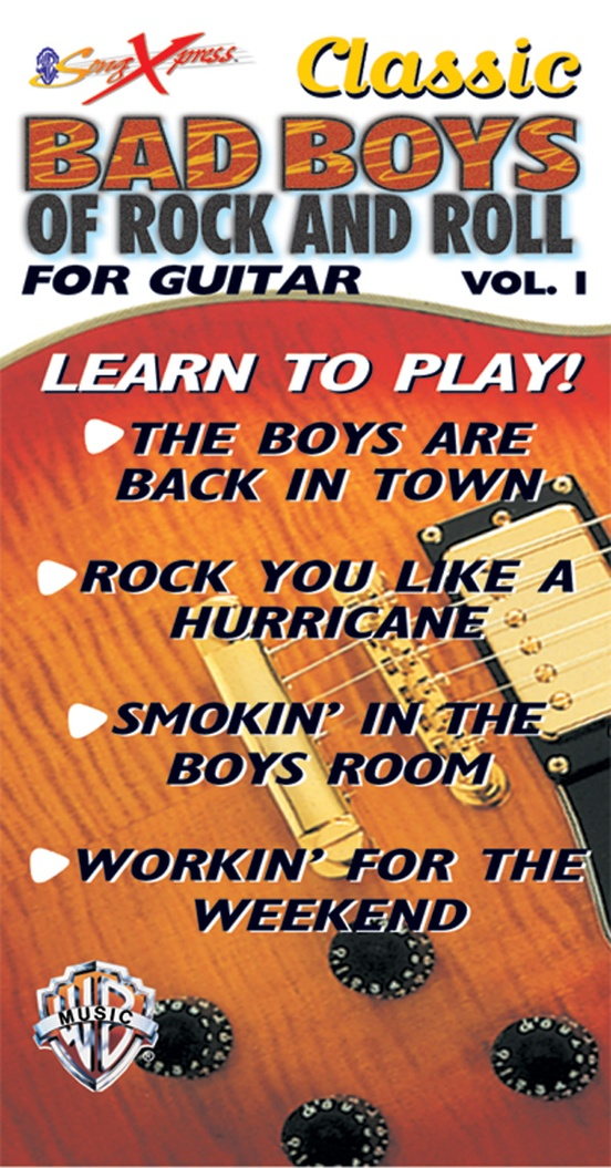 SongXpress®: Classic Bad Boys of Rock and Roll, Vol. 1