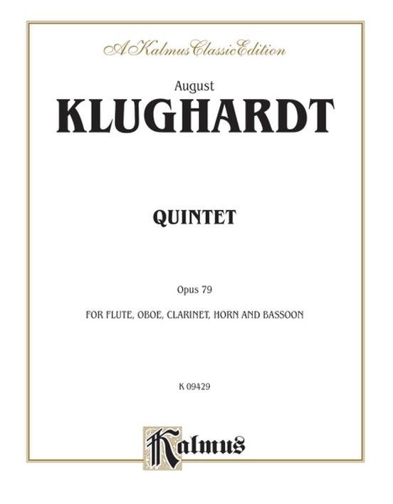 Quintet, Opus 79