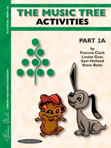 The Music Tree: Activities Book, Part 2A