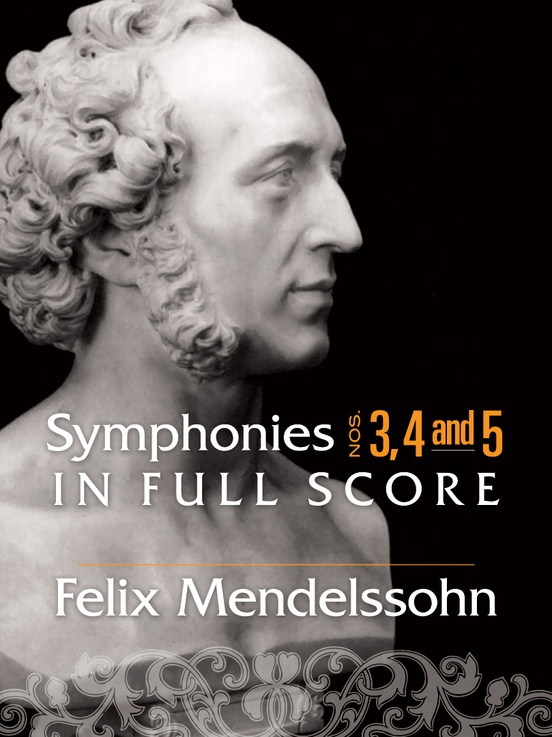Symphonies 3, 4 and 5