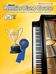 Premier Piano Course, Performance 1B