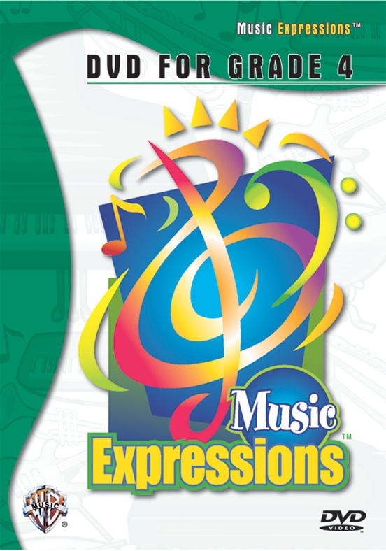 Music Expressions™ Grade 4: DVD