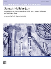 Santa's Holiday Jam