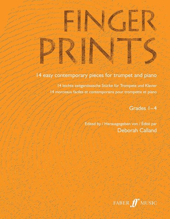 Fingerprints for Trumpet and Piano, Grade 1-4