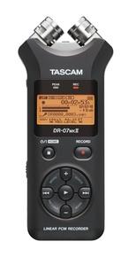 Tascam DR-07mkII Handheld Stereo Recorder