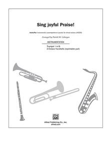 Sing Joyful Praise!