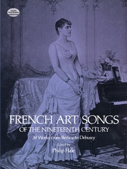 French Art Songs of the Nineteenth Century