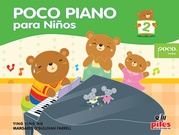 Poco Piano for Young Children, Book 1: Piano Book