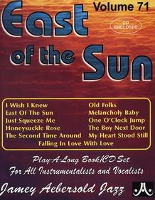 Jamey Aebersold Jazz, Volume 71: East of the Sun