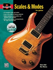 Basix®: Scales and Modes for Guitar
