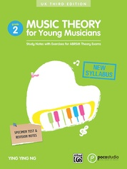 Music Theory for Young Musicians, Grade 2 (Third Edition)