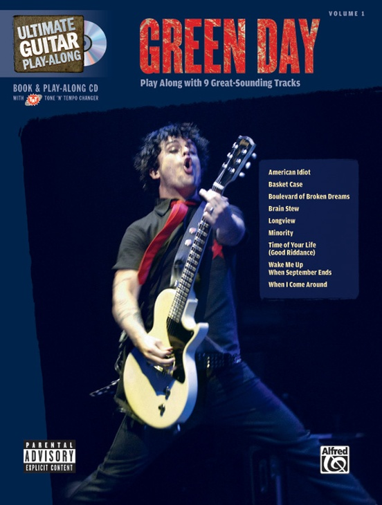 Ultimate Guitar Play-Along: Green Day