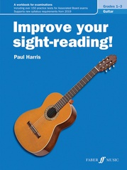 Improve Your Sight-Reading! Guitar, Levels 1-3