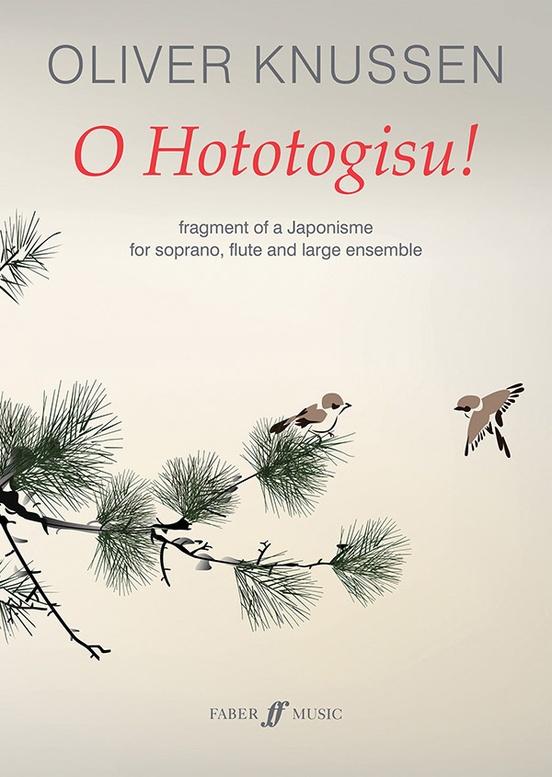 O Hototogisu!