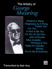 The Artistry of George Shearing